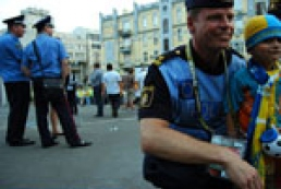 Hands and eyes of Euro-2012: who maintain public order during the fest?
