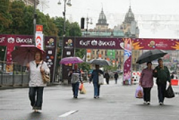 Kyiv fan zone of Euro 2012 will be expanded to Bessarabksa Square