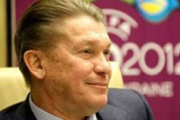 Blokhin: I am not ashamed of my team