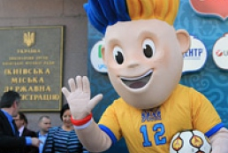 About million foreign fans have already visited Ukraine since Euro start
