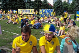 Official: the Swedes are the best fans could ever be