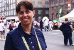 Italian police officer: I'd love to visit Ukraine again