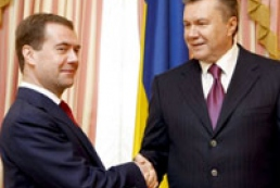 Medvedev coming to Ukraine to visit Yanukovych