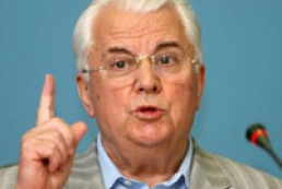 Kravchuk is sure Russian won't become the state language