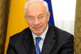 Azarov congratulated Spain on the victory at Euro