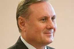 Yefremov does not associate the language law adoption with the Putin's visit to Yalta