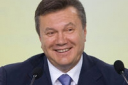 PR members told what a present they prepared for Yanukovych