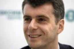 Mikhail Prokhorov: Ukraine is 'our people'