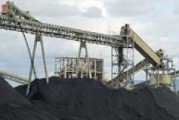 Ukraine has produced 43 million tons of coal since the beginning of 2012