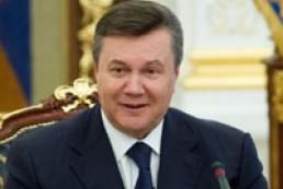 Yanukovych points out Ukrainian economic growth
