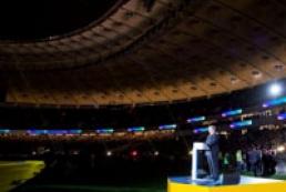 Olympic stadium opens doors for public tours