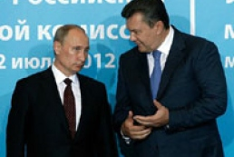 Putin rules out the reconsideration of gas contract