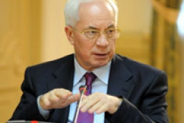 Azarov: Local authorities slowly utilize funds allocated for road works