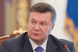 Yanukovych signed the law on granting one-time financial assistance in case of death of military men