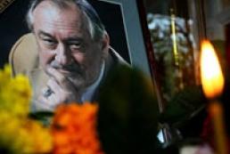 Today Ukraine pays last tribute to Bohdan Stupka