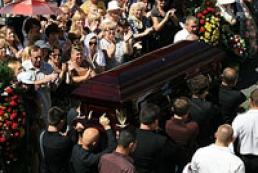 Ukraine pays last respects to the Great Bohdan Stupka