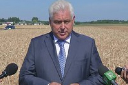 No quotas to be fixed on grain, Prysiazhniuk confirms
