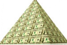 Financial pyramids: Formation, bankruptcy, jail...formation
