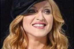Madonna arrives in Kyiv