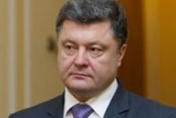 Poroshenko offers zero-option principle to Russia