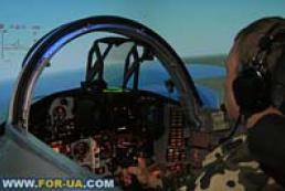 Peaceful skies: everyday job of Ukrainian Air Force pilots