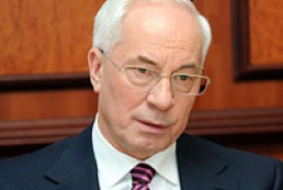 Today Azarov to visit sea port and open recreational facility