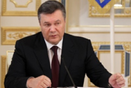 Yanukovych: Language law may be amended
