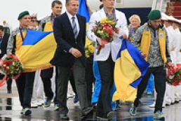 Bubka satisfied with results of Ukrainian Olympians