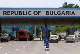 30 Ukrainian children held at the Macedonia-Bulgaria border