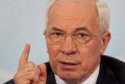 Azarov: FTA agreement to give access to gas transmission network of Russia