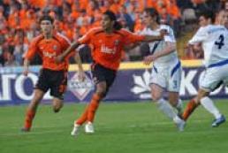 Dynamo beats Borussia