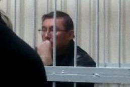 Lutsenko won't be transferred to prison until September 1