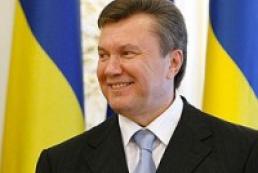 Yanukovych: I always speak in language of people who live in region