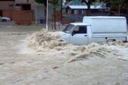 Kuban flooded again