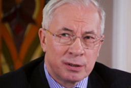 Vydubychi railway complex to be completed in the next month, Azarov promises