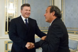 Yanukovych dreams to hold the World Cup in Ukraine