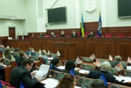 Popov: Elections to be held no later than spring of 2013 in Kyiv