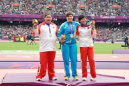 Ukrainian Paralympians win other two golds and one bronze