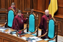 Constitutional Court allows Supreme Administrative Court to deprive of deputy mandates