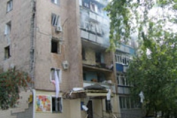 Kharkiv gasmen named a reason of explosion in apartment building