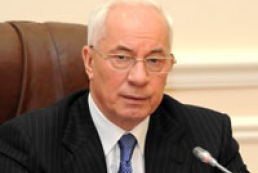 Azarov opened second compressor station of Yulyevsky field