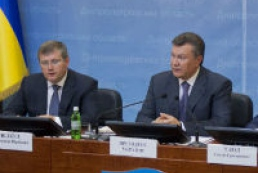 Yanukovych gives instructions to support real economy