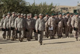 Salamatin: Ukrainian peacekeepers to stay in Afghanistan after 2014