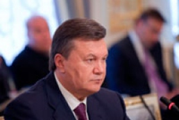 Yanukovych wants to deepen Ukrainian-Turkish relations