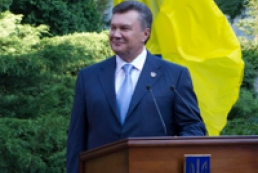 Yanukovych: Modernization of the country is our response to the global crisis