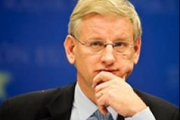 Bildt urges Ukraine to clearly define its integration direction