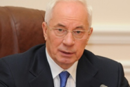 Azarov: Ukrainian grain harvest will amount to 100 million tons in five years