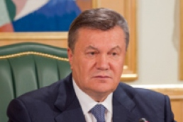Election to restore public confidence in authorities, Yanukovych sure