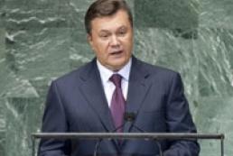 Election observers won't be biased, Yanukovych hopes