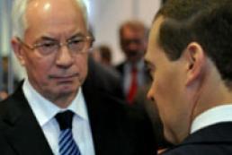 Azarov meets Medvedev tomorrow evening